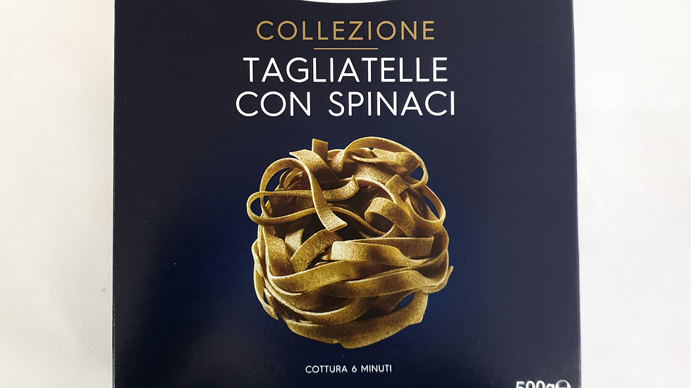 BARILLA Tagliatelle mit Spinat 500g
