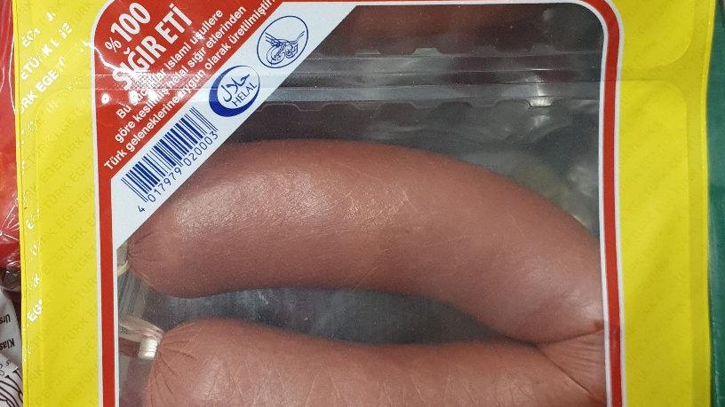 EGETÜRK Knoblauchwurst 1kg