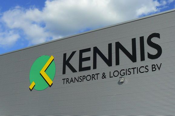 Signing Kennis Transport - Bij Don reclame en vormgeving