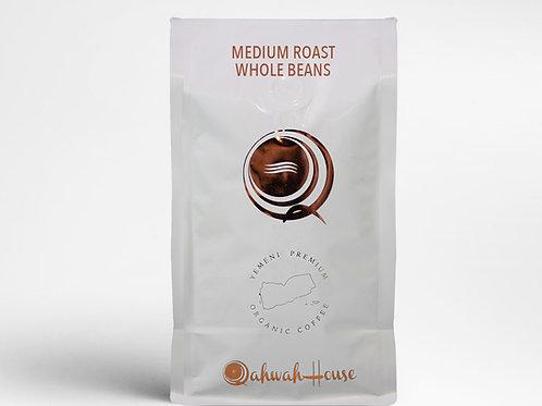 Medium Roast Whole Beans