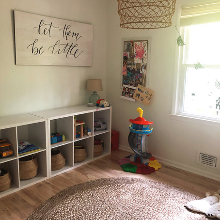 Our playroom