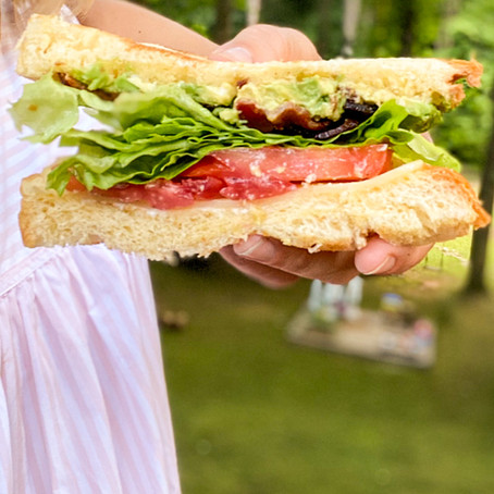 Amping up the Classic BLT