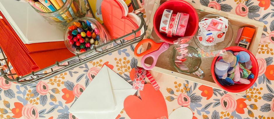 Creative Play: Valentine's Day