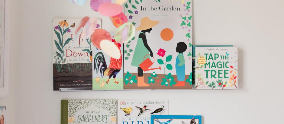 Spring Book Picks for Kids