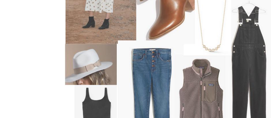 What I'm Loving: October Style Picks