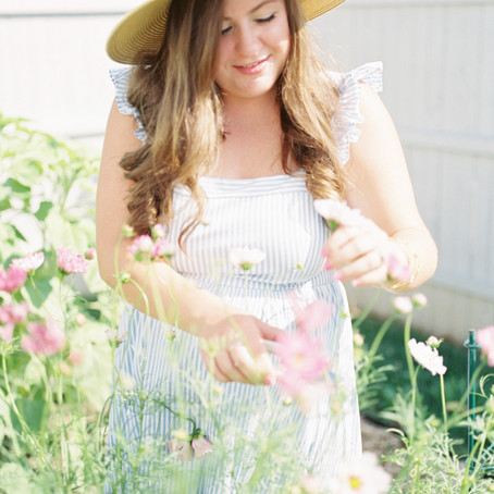 Garden Spotlight: Whitney Hawkins of Peonies & Peppers
