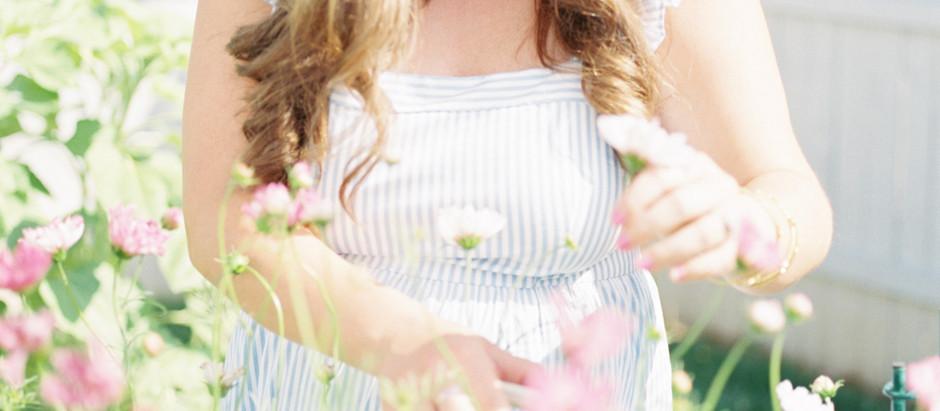 Garden Spotlight: Whitney Hawkins of Peonies & Peppers