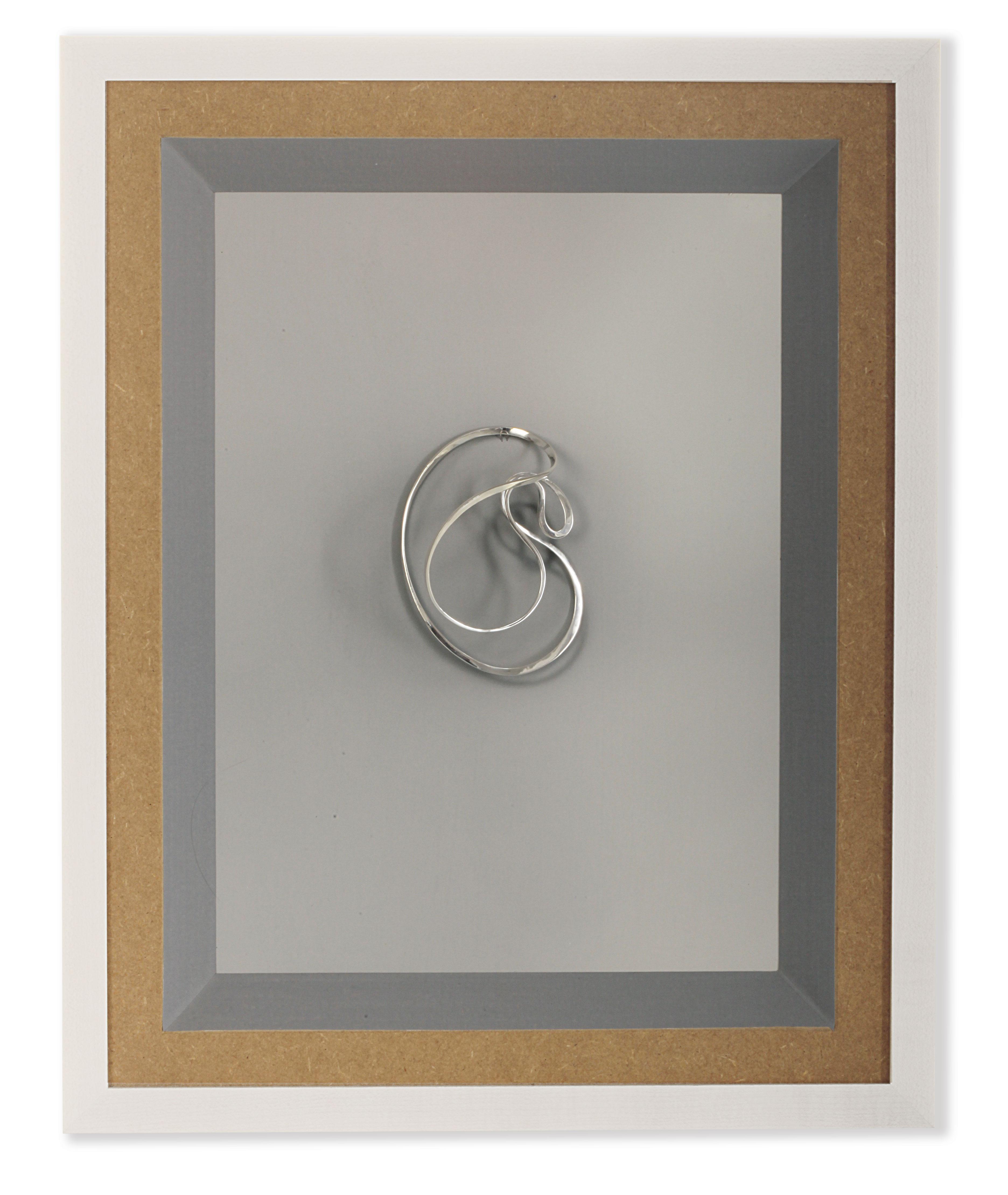 Swan in frame