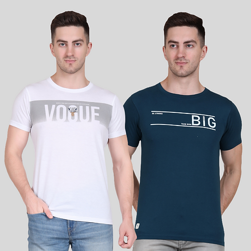 Graphic Tee (Pack of 2 - WT PCK)