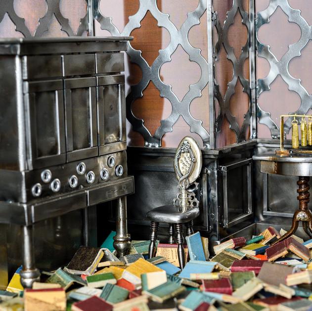 fahrenheit armoir and dinner chimes