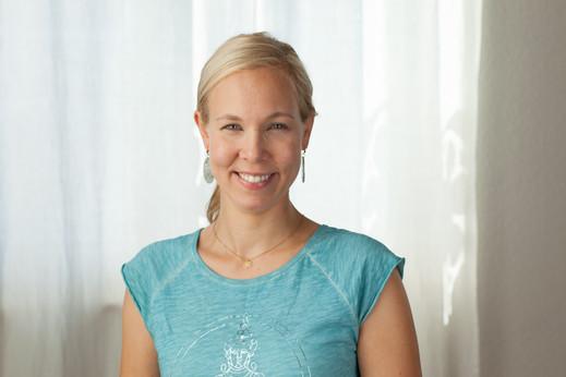 Yogalehrerin von Yoga Suna