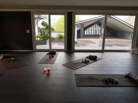 Raum für Yoga in Stäfa