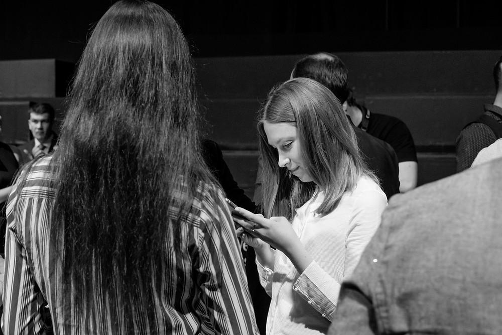 Бэкстейдж Speranza Couture в Манеже на неделе моды - 2017_026