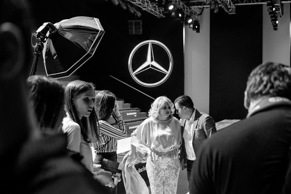 Бэкстейдж Speranza Couture в Манеже на неделе моды - 2017_025