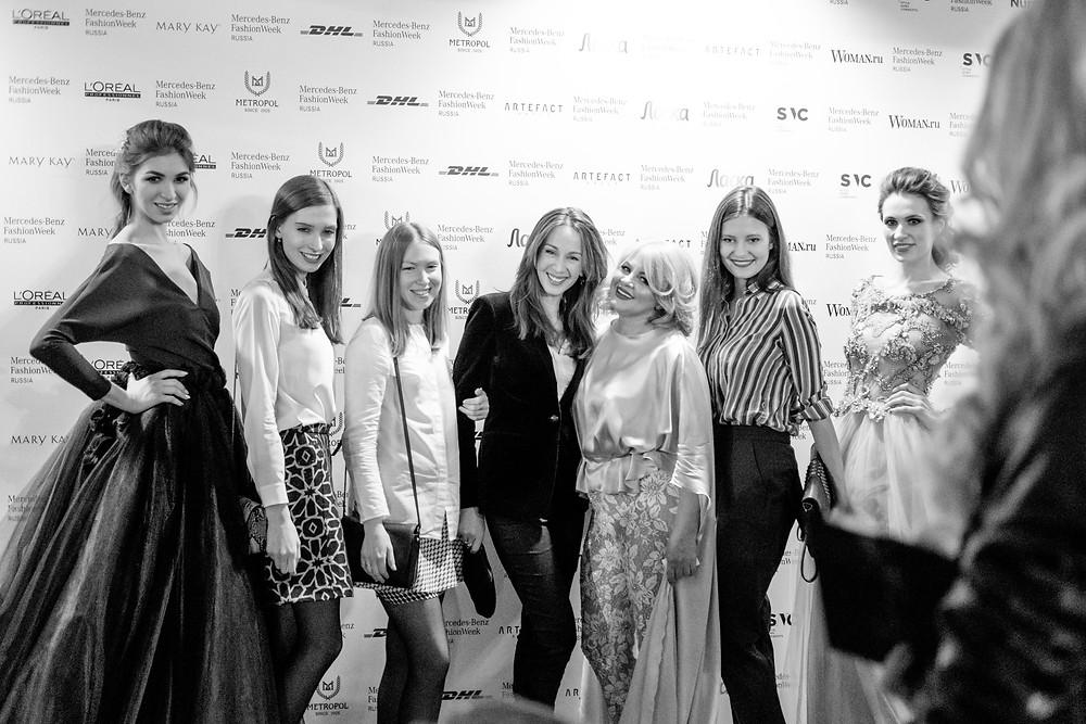 Бэкстейдж Speranza Couture в Манеже на неделе моды - 2017_029