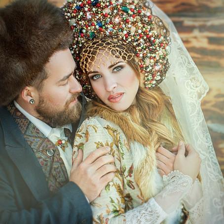 """Интервью с создательницами проекта """"Боярская свадьба"""""""