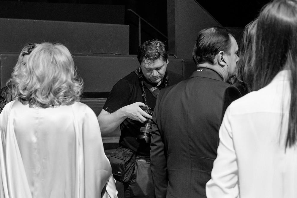 Бэкстейдж Speranza Couture в Манеже на неделе моды - 2017_024