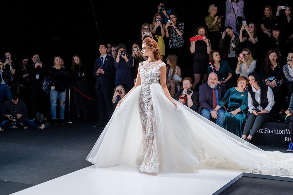 Speranza Couture в Манеже на неделе моды - 2017_08