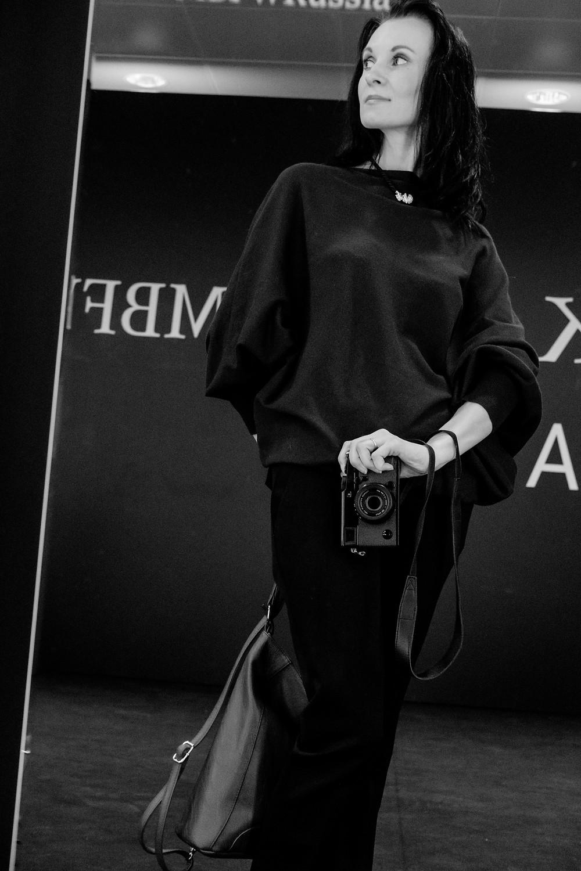 Любовь Потапова. Бэкстейдж Speranza Couture в Манеже на неделе моды - 2017_035