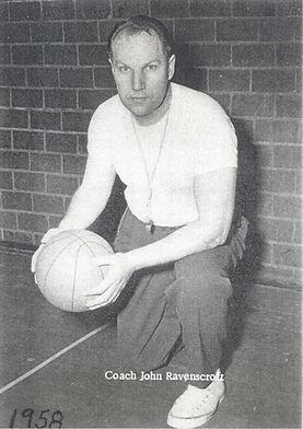 John Ravenscroft