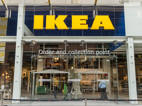 IKEA的循環經濟新商業模式