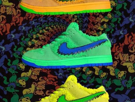 Kicks 4 The KULTURE: The Grateful Dead NikeSB Dunk
