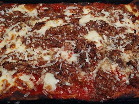BBQ Brisket Oven Pizza