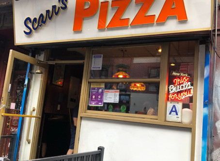 Munkey Munchies:  Scarr's Pizza