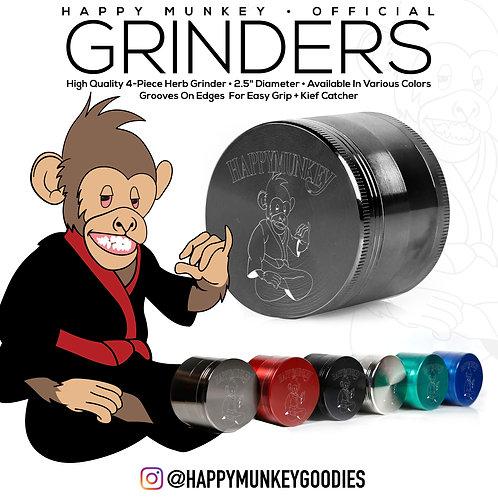 Happy Munkey Grinder