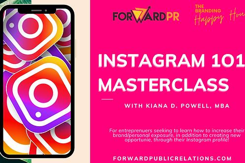 Instagram 101 Presentation For Beginner Users