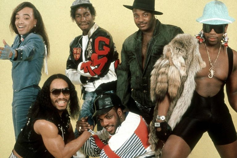 Grandmaster Flash and the Furious Five, Hip-Hop group that formed in 1976.