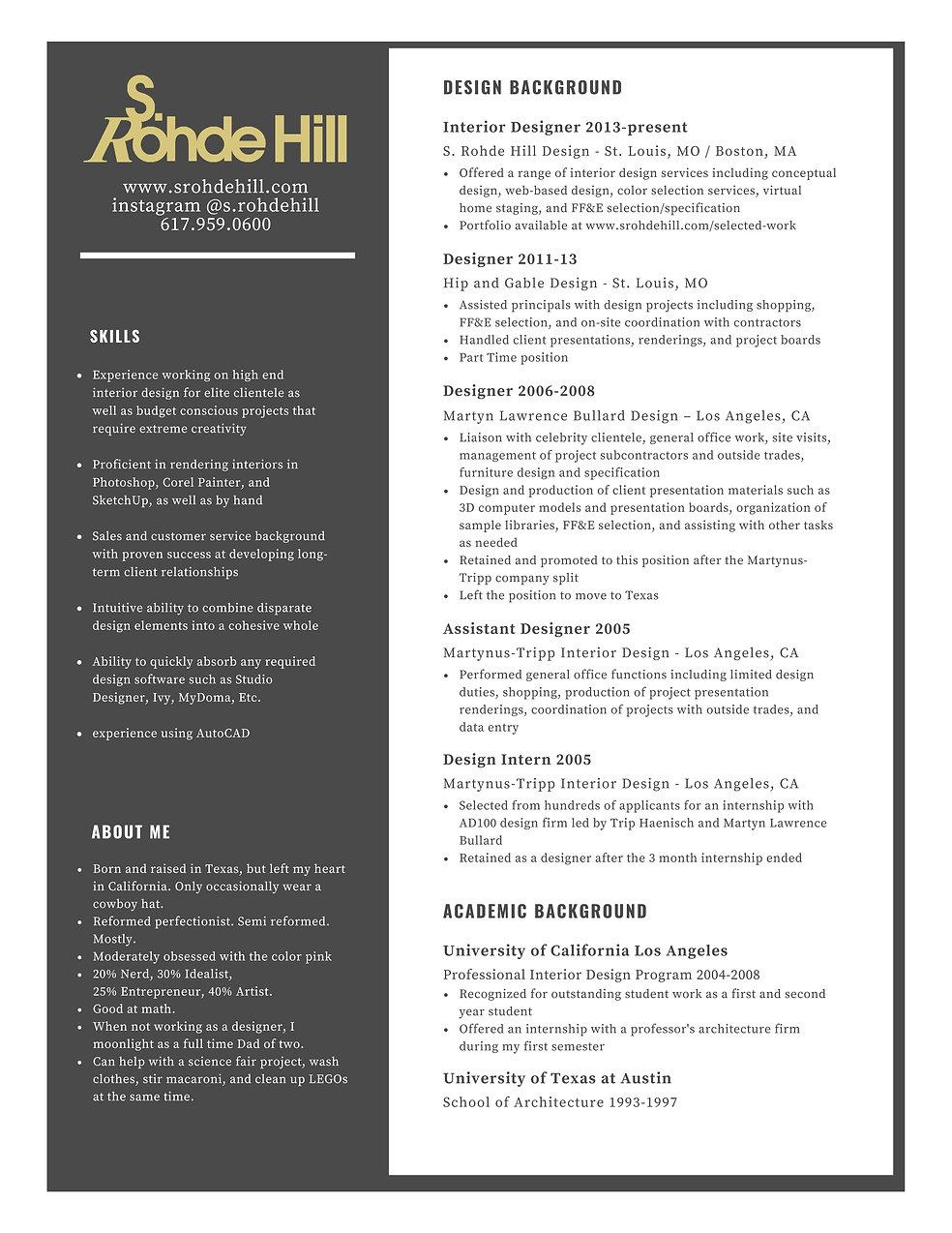 S. Rohde Hill Resume 03-2020.jpg