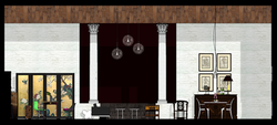 Calhoun Residence