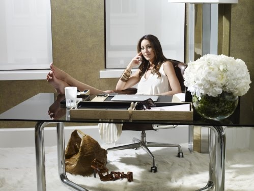 Tamara Mellon Office