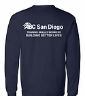 Back of Navy Long Sleeve.png