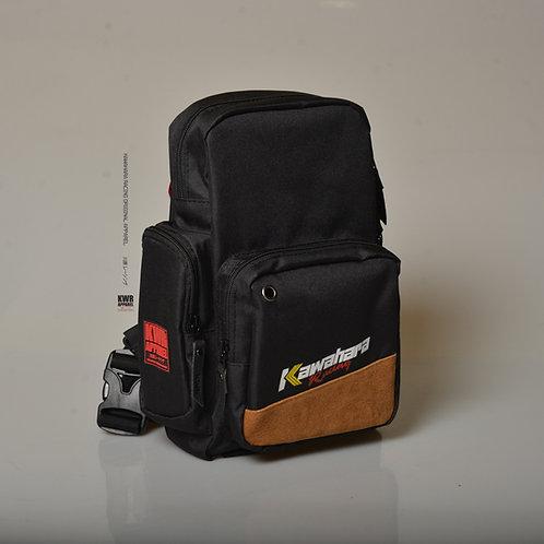 BAG 10 black Sling cordura