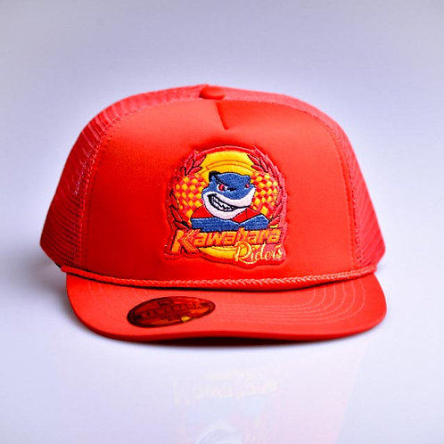 Trucker Cap patch - Red