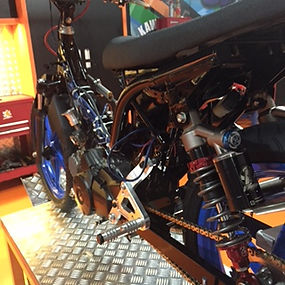 Blade 125Fi | Kawahara racing | Indonesia