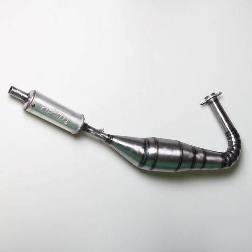 Exhaust K2R Rx-king