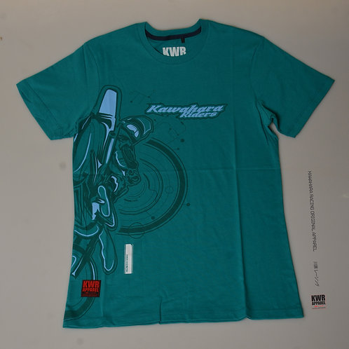 KWH T's 162 Go Rider Tosca Green