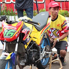 CBR 150RR | Kawahara racing | Indonesia