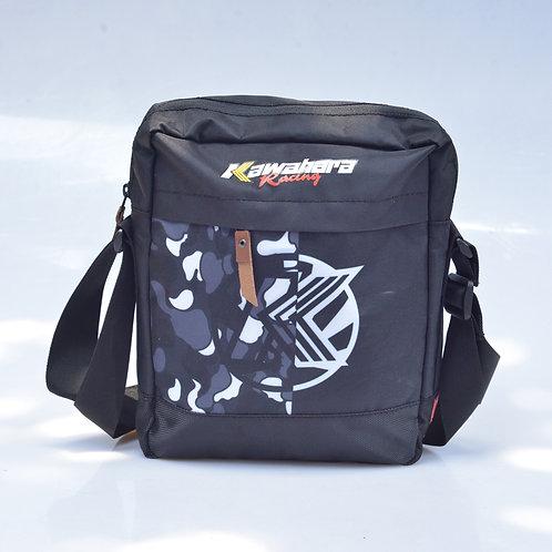 Bag 22 Sling Camo Black