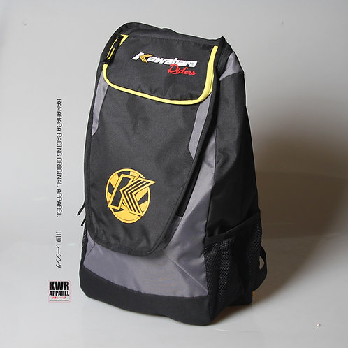 BAG 12 Back Pack With Cover