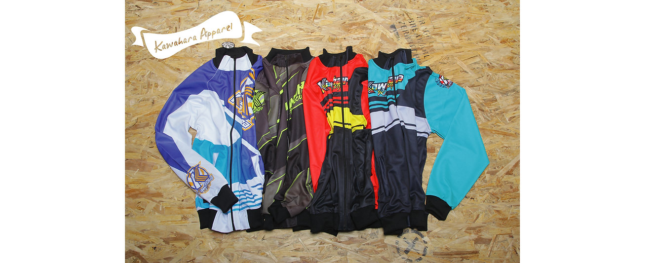 Jacket Parachute | Kawahara racing | Indonesia