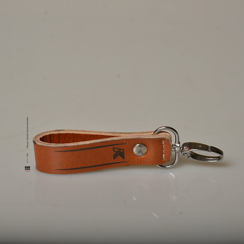 KWR Key Chain 02 K~Brown