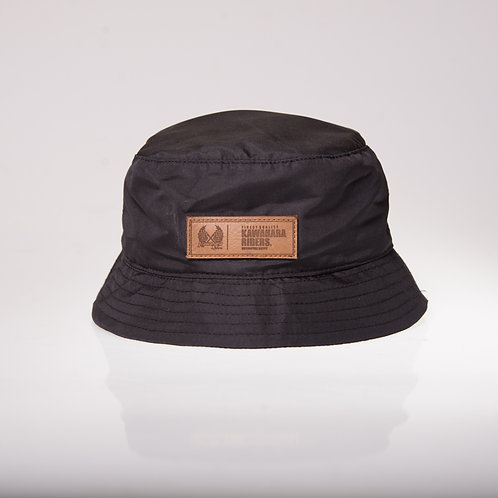 KWR Bucket Hat Black