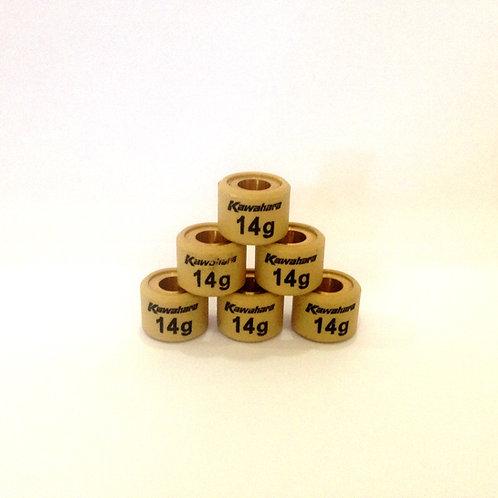 Teflon Roller Spin 14G