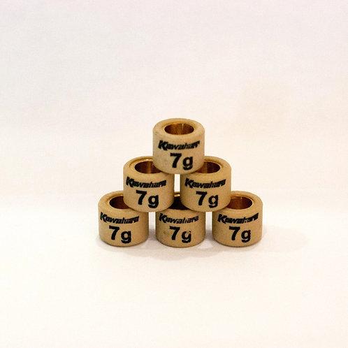 Teflon Roller Spin 7G