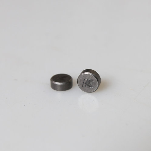 Titanium Sim Valve Only 5mm /pcs