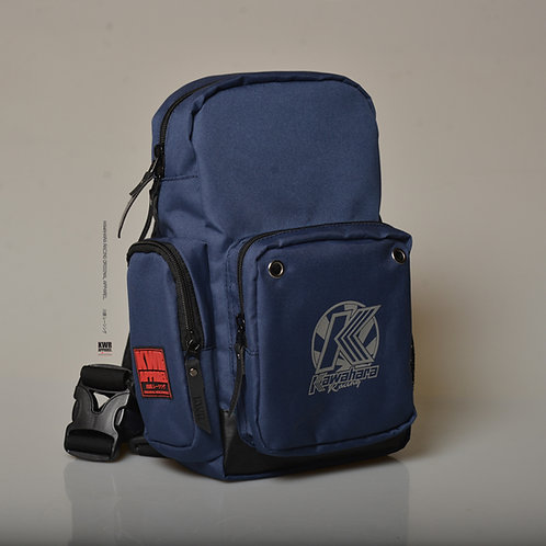 BAG 11 navy blue Sling cordura